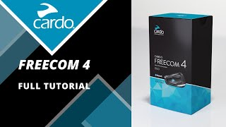 FREECOM 4 - Complete tutorial