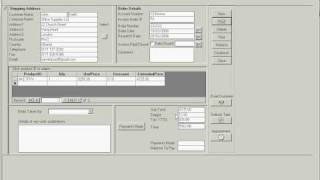 MS Access Invoicing and Quotation Billing Application