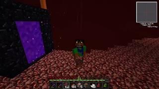 Minecraft Tekkit (PL) Odcinek 14 - Diamenty w Netherze