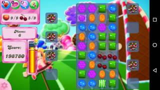Candy Crush Saga Level 1431 Walkthrough
