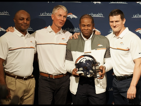 Denver Broncos Introduce New Coordinators