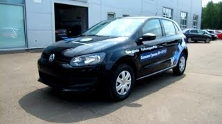 2012 Volkswagen Polo Hatchback. Start Up, Engine, and In Depth Tour.