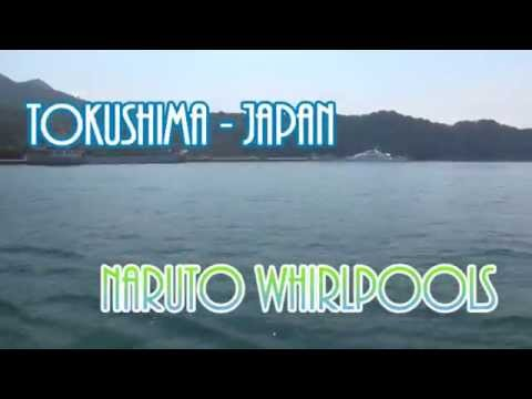 Japan Travel: Naruto whirlpools Sightseeing cruises Naruto c