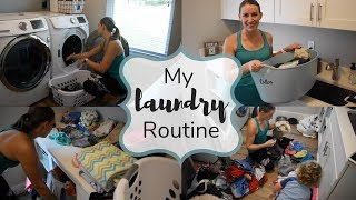 My Laundry Routine   Fall 2018