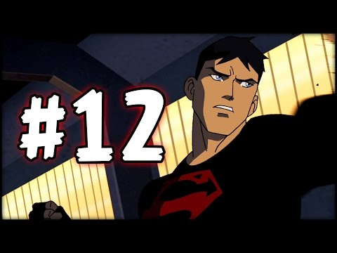 Young Justice Legacy - Part 12 - Superboy New Costume!