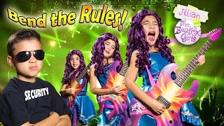 'BEND THE RULES' Music Video ft. EvanTubeHD & The Beatrix Girls