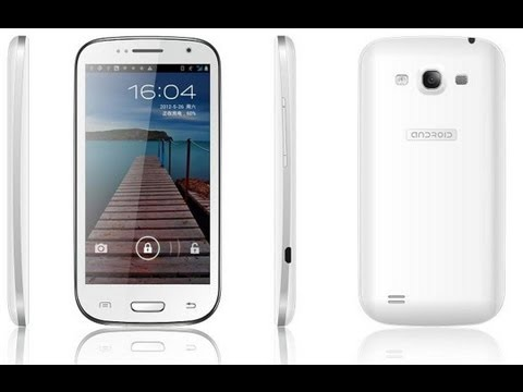 Amazing HDC Galaxy S3 SIII I9300 Dual Sim 3G Android Mobile Phone Quick Reviews