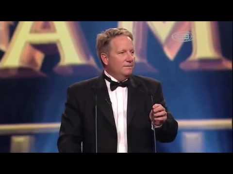 Ian Healy: Hall of Fame - Allan Border Medal 2008