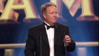 Ian Healy: Hall of Fame - Allan Border Medal 2008