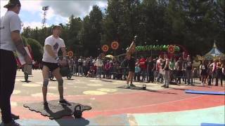 Alex Fitness CrossFit г  Пермь 26072015
