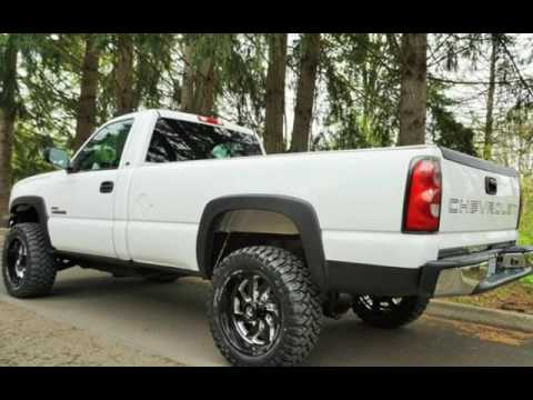 2005 Chevrolet Silverado 2500hd >> 2004 Chevrolet Silverado 2500 2dr Standard Cab 4X4 6 Speed Manual DURAMAX for sale in Milwaukie ...