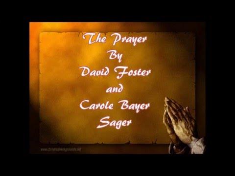 The Prayer Trumpet Solo With English Lyrics