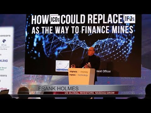 Frank Holmes U.S. Global Investors Inc. (NASDAQ:GROW) Flips to Cryptocurrency: Mines and Money
