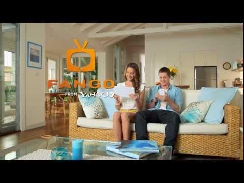Yahoo7!'s FANGO app TVC