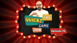 The Quickz - Game Show Ep 2   Junaid Akram