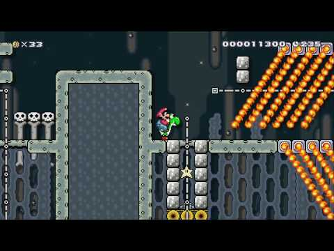 What You Need Delivery Service by Ewan - SUPER MARIO MAKER - NO COMMENTARY