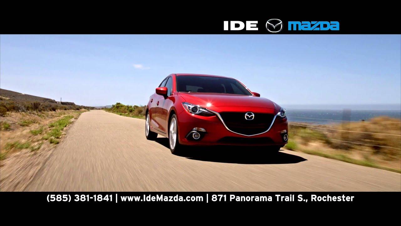 Ide Mazda Commercial 2016 - YouTube