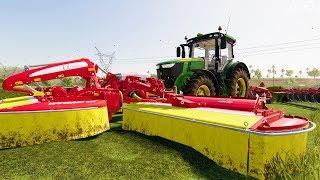 The BIG Machinery - Farming Simulator 19 Mods Estancia Lapacho