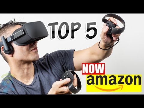 Top 5 Best VR (Virtual Reality) Headsets You Can Buy on Amazon in 2018