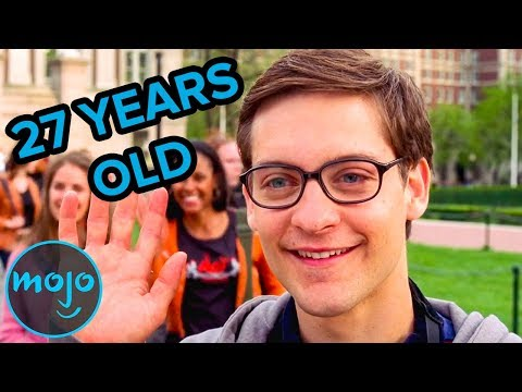Top 10 Actors Who Were WAY Too Old For Their Roles