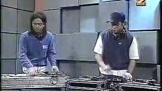 Dj Raff vs Dj Squat (1996)