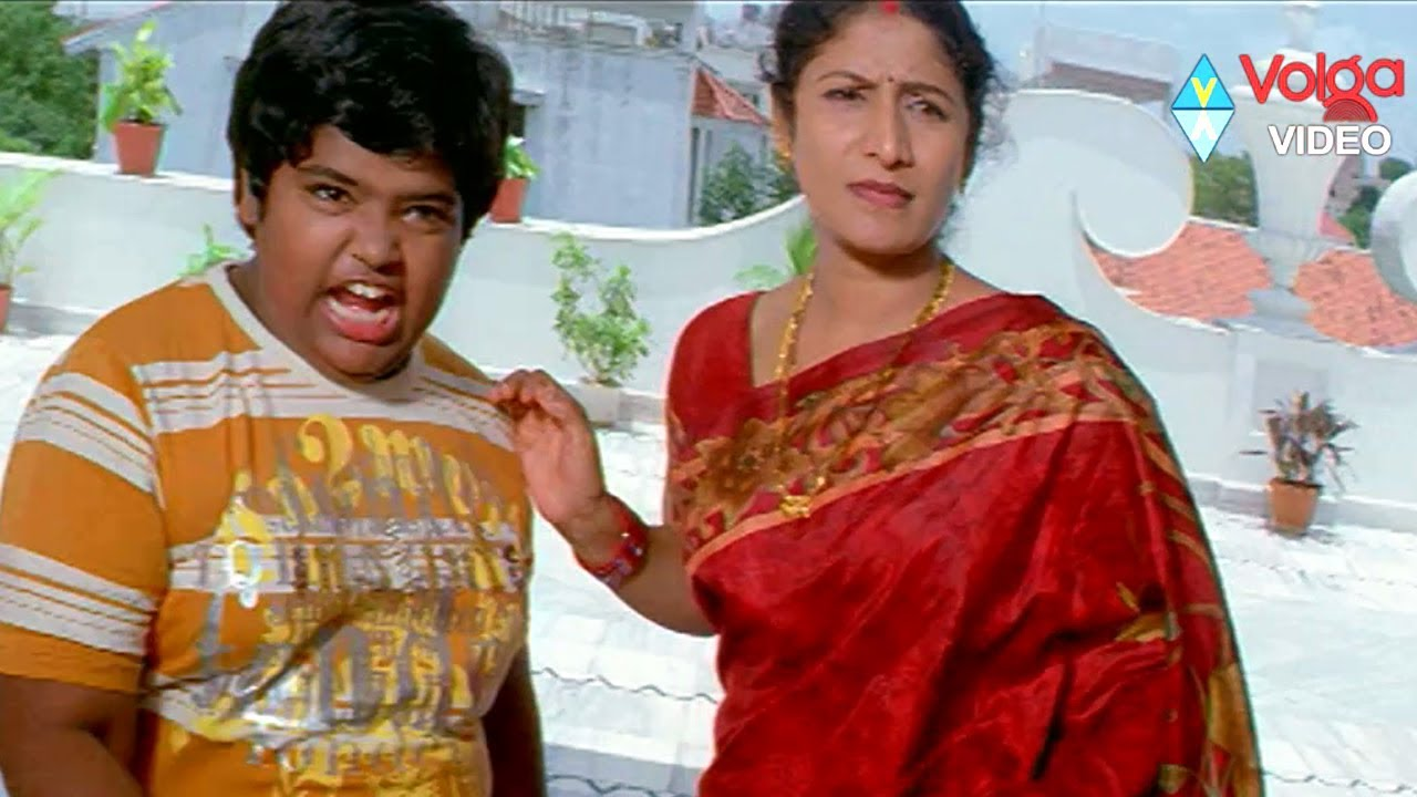 First family son master bharath comedy - YouTube