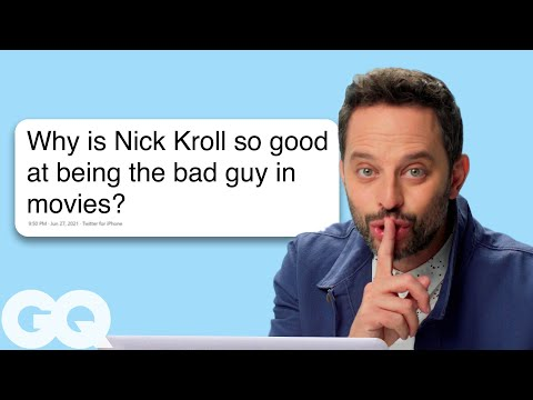 Nick Kroll Goes Undercover on Instagram, Twitter, and Wikipedia  GQ