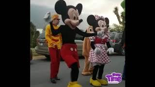 La casa de Mickey en Monterrey