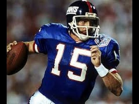Jeff Hostetler runs for 471 yards