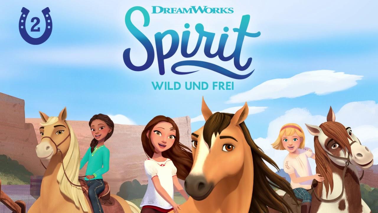 Spirit Wild Und Frei Die Rätselhafte Karte Folge 2 Youtube