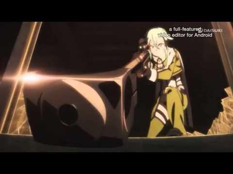 Kirito X Sinon Across The Line amv