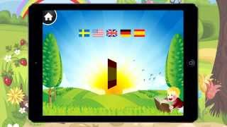 Fun for Kids - iOS App Trailer - Learning Games and Puzzles for Toddlers & Preschool Kids