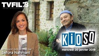 Kiosq – Emission du mercredi 20 janvier 2016