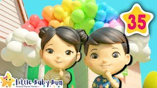 Thank You Song | Little Baby Bum | Baby Songs & Nursery Rhymes | Learning Songs For Babies