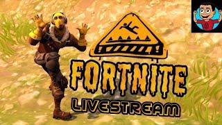Livestream #312 - Fortnite - Fortnite é vida