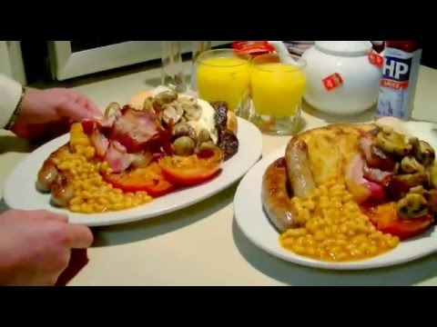 How To Make A Full English Breakfast with Aussie Chef Neil ...