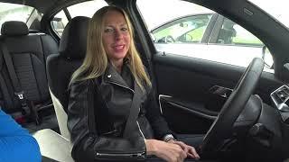 Видео БМВ, которая БОЖЕСТВЕННО едет! Мерседес С-класс отстает. БМВ 320d G20 (автор: ЛИСА РУЛИТ. ЛИСА ЖАРИТ)