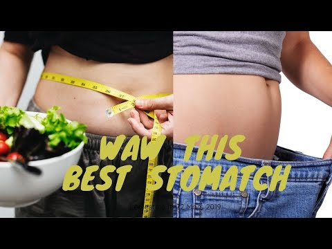 Do you want a good stomach/Do this