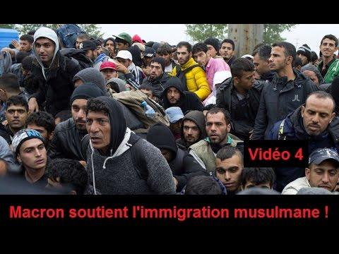 Avec Macron, les musulmans vont envahir la France par millions !