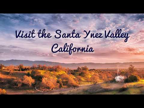 Visit the Santa Ynez Valley, California