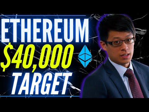 Realistic Ethereum Price Prediction (2021) – ARK invest Quant Analyst REVEALS why ETH can hit $40000