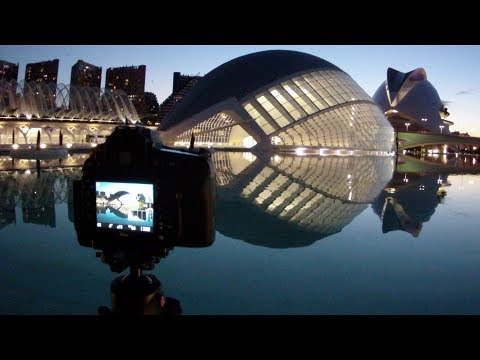 Cityscape Photography - The City of Arts and Science