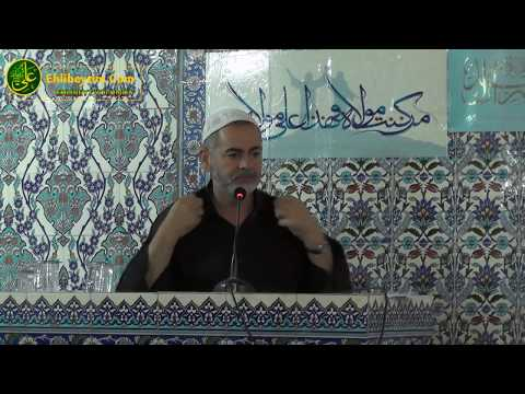 Hamza Aydın Esenyurt Muhammediye Cami