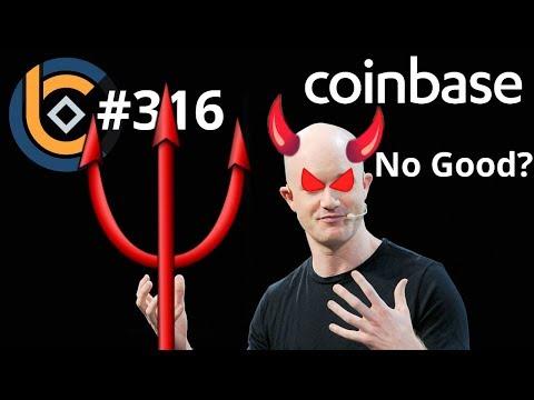 #316 - Coinbase Scandal #DeleteCoinbase? + Cập Nhật BTC / Crypto