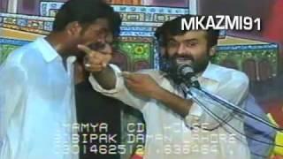 Qasida: Ya Ali Jodi Jeevi - Zakir Qazi Wasim Abbas of Khanewal, Pakistan