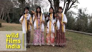 Sisters band from North-East India - The Tetseo Sisters
