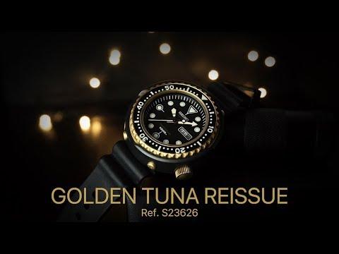 1978 Golden Tuna Reissue - Ref. S23626J1