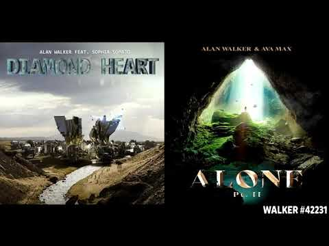 diamond-heart-✘-alone-pt.-ii-[remix-mashup]---alan-walker-&-ava-max-(ft.-shophia-somajo)