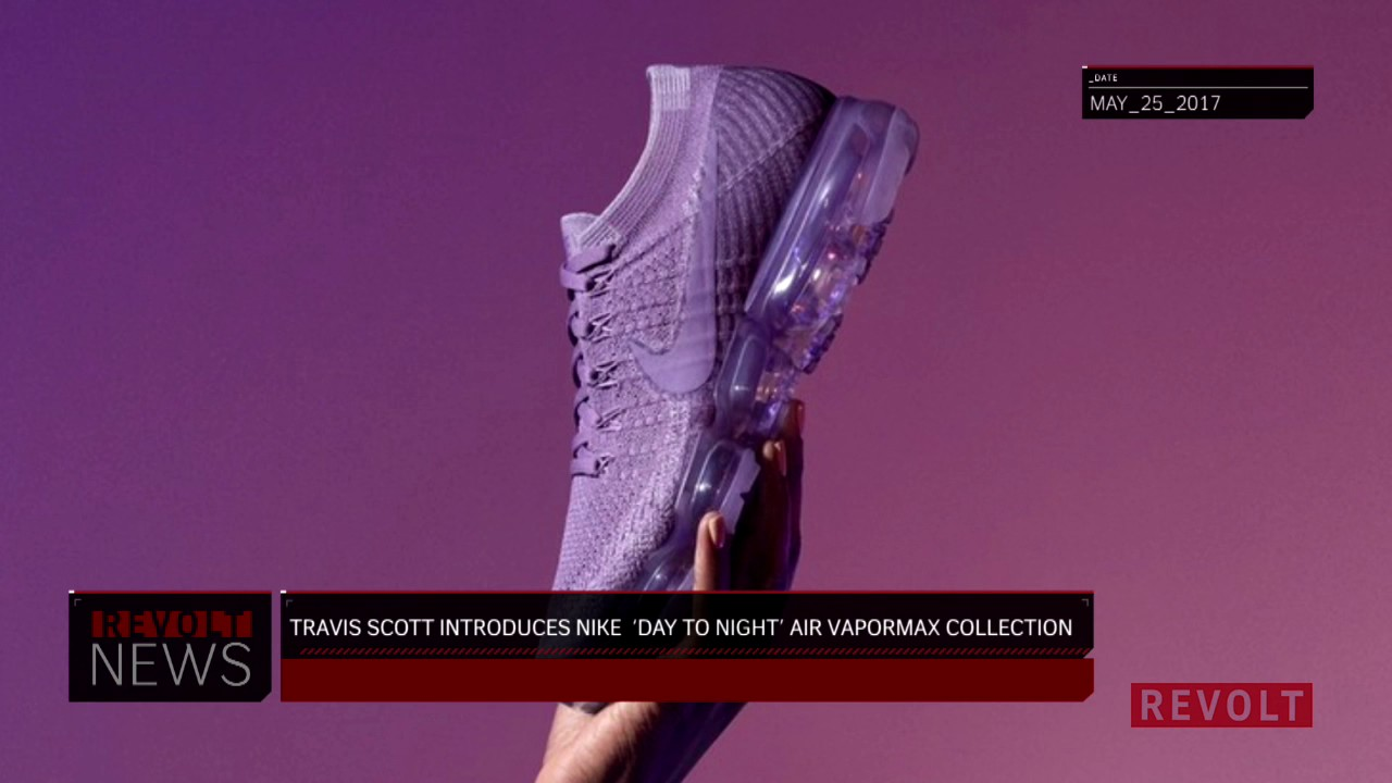 "c744f3f8a0e6 Travis Scott Introduces Nike s ""Day To Night"" Air VaporMax Collection"