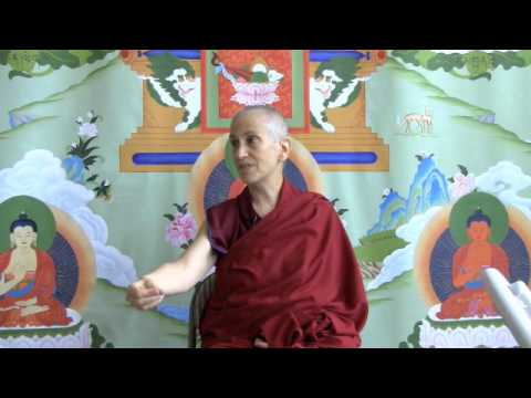 39 Green Tara Retreat: Why it's important to think about emptiness 01-09-10